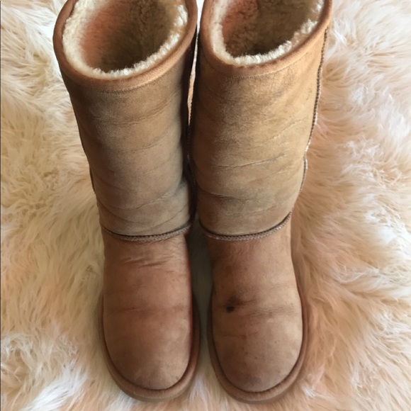 ugg boots Classic tall natur